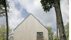 Houle-Thibault Residence / Chevalier Morales Architectes