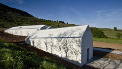 Laposa Winery / Atelier Peter Kis