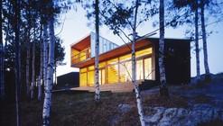 Villa Linnanmaki / Huttunen-Lipasti-Pakkanen Architects