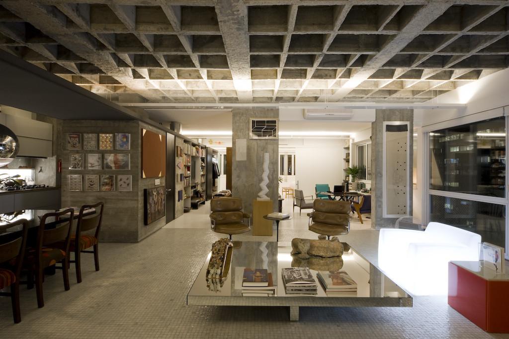 Residence on Paulista Avenue / Piratininga Arquitetos Associados, © Maíra Acayaba