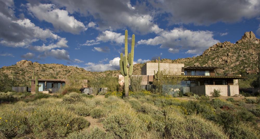 Logan Residence / Jones Studio, © Robert Reck; Ed Taube; Jones Studio
