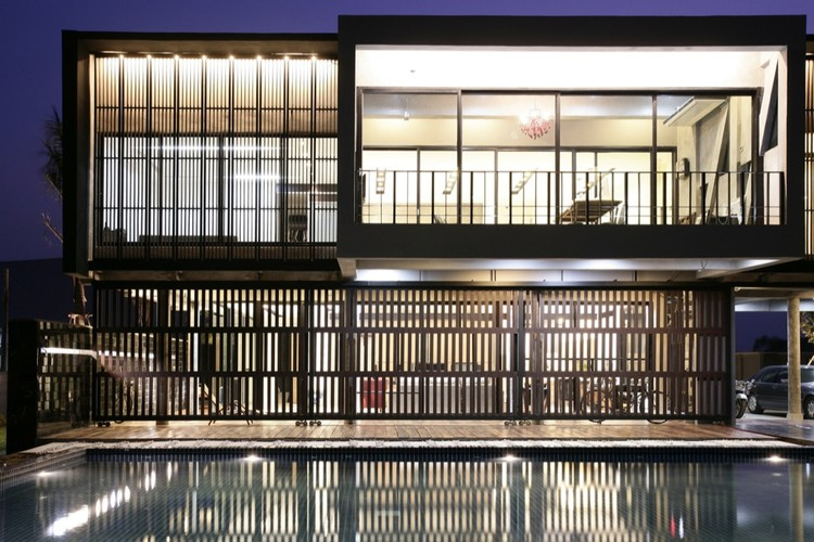Ubon House Supermachine Studio Archdaily