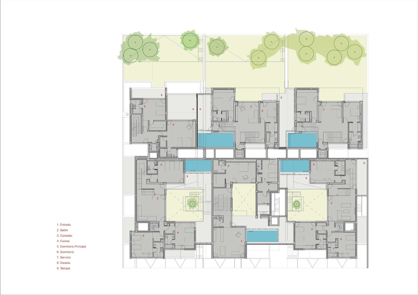 Gallery Of Black White House Agi Architects 11 - The-contemporary-black-and-white-house-by-agi-architects