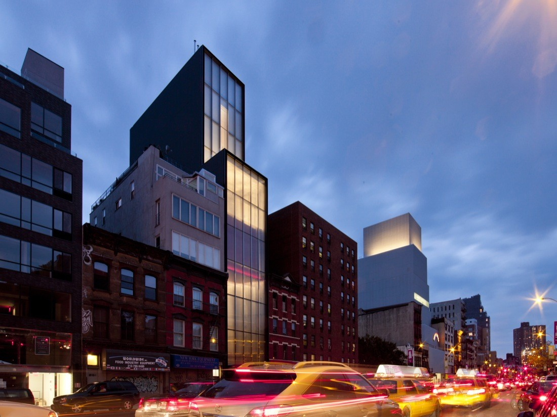 Sperone Westwater Gallery / Foster + Partners, © Nigel Young