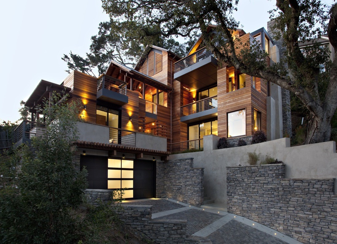 Hillside House / SB Architects | ArchDaily