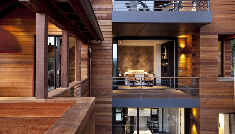 Hillside House Sb Architects Archdaily