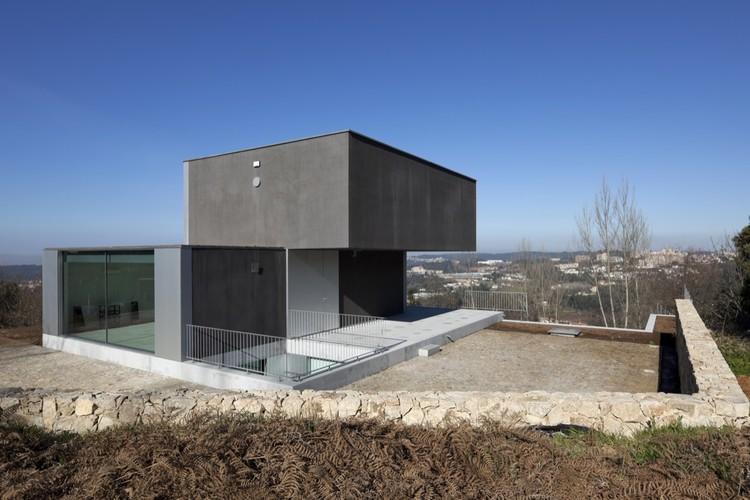 House in Macinhata / Nuno Brandao Costa, Courtesy of Nuno Brandão Costa
