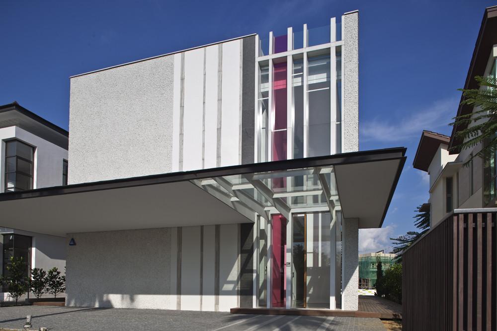 Sun Cap House / Wallflower Architecture + Design, © Albert Lim