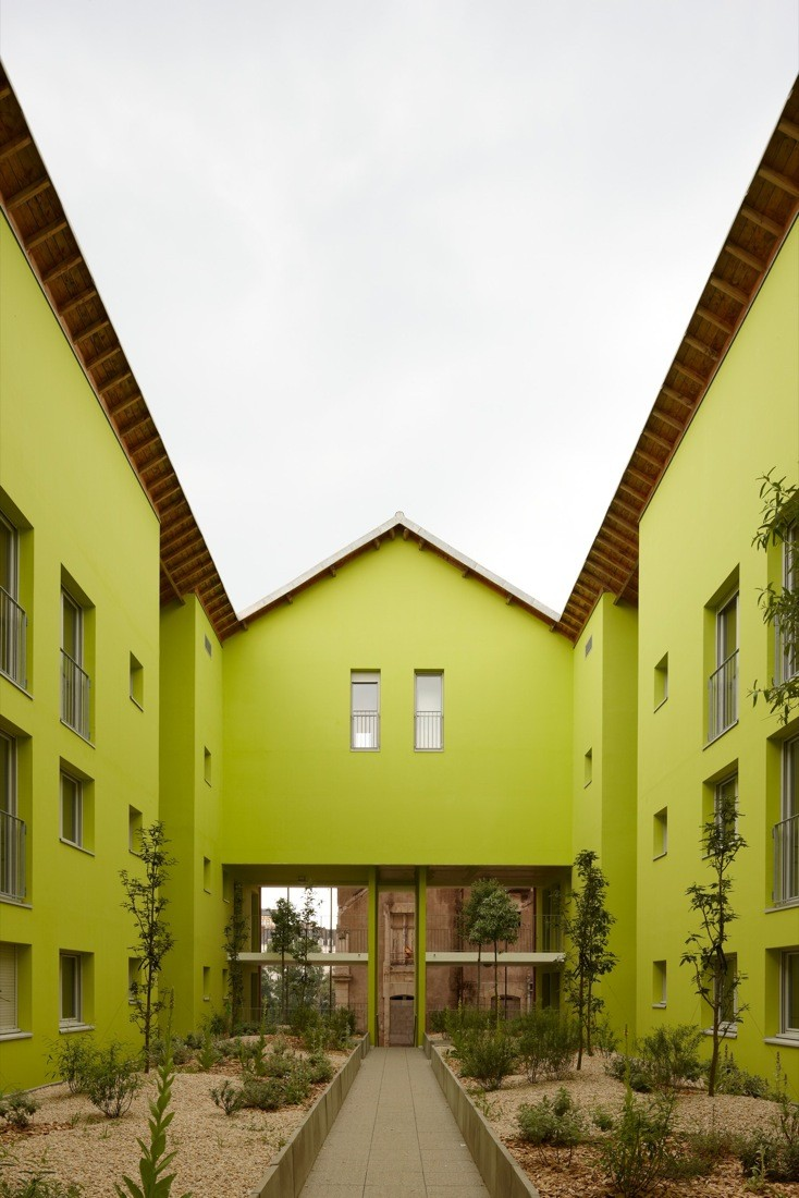 House where Albrecht D&#252