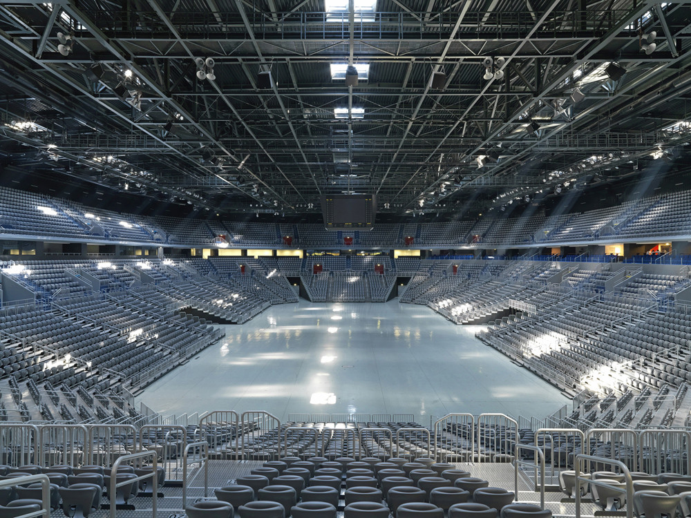 Gallery Of Arena Zagreb Upi 2m 17