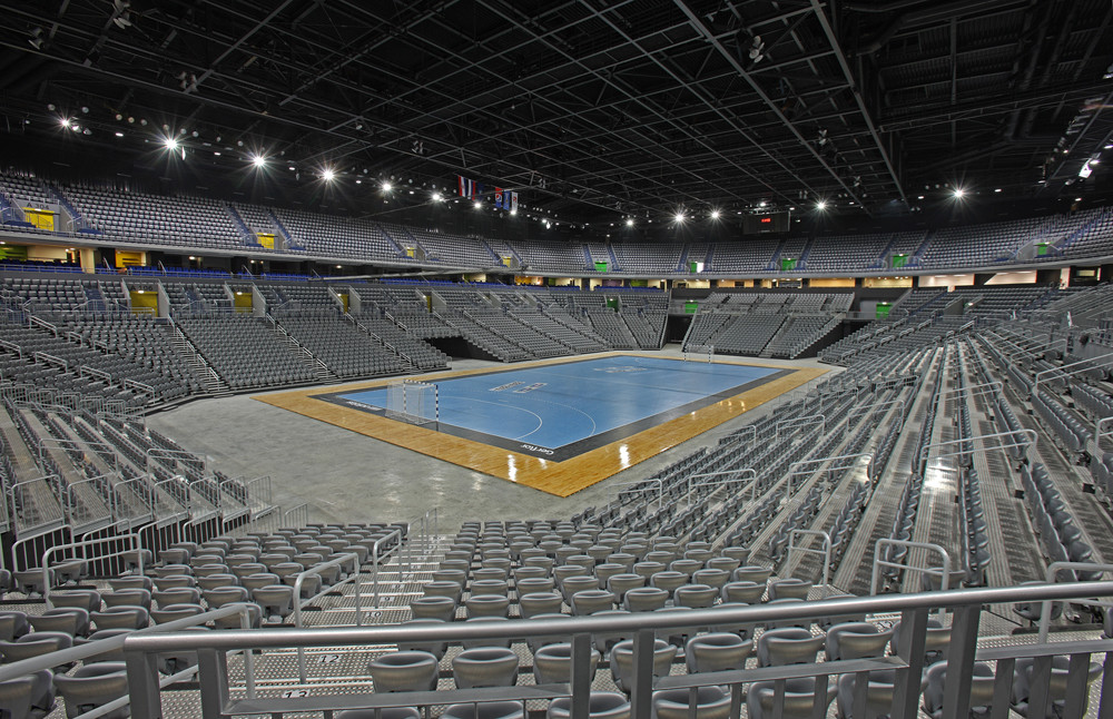 Gallery Of Arena Zagreb Upi 2m 19