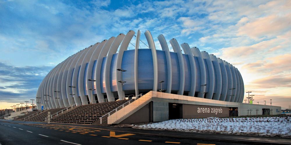 Arena Zagreb / UPI-2M, © Miljenko Hegedic
