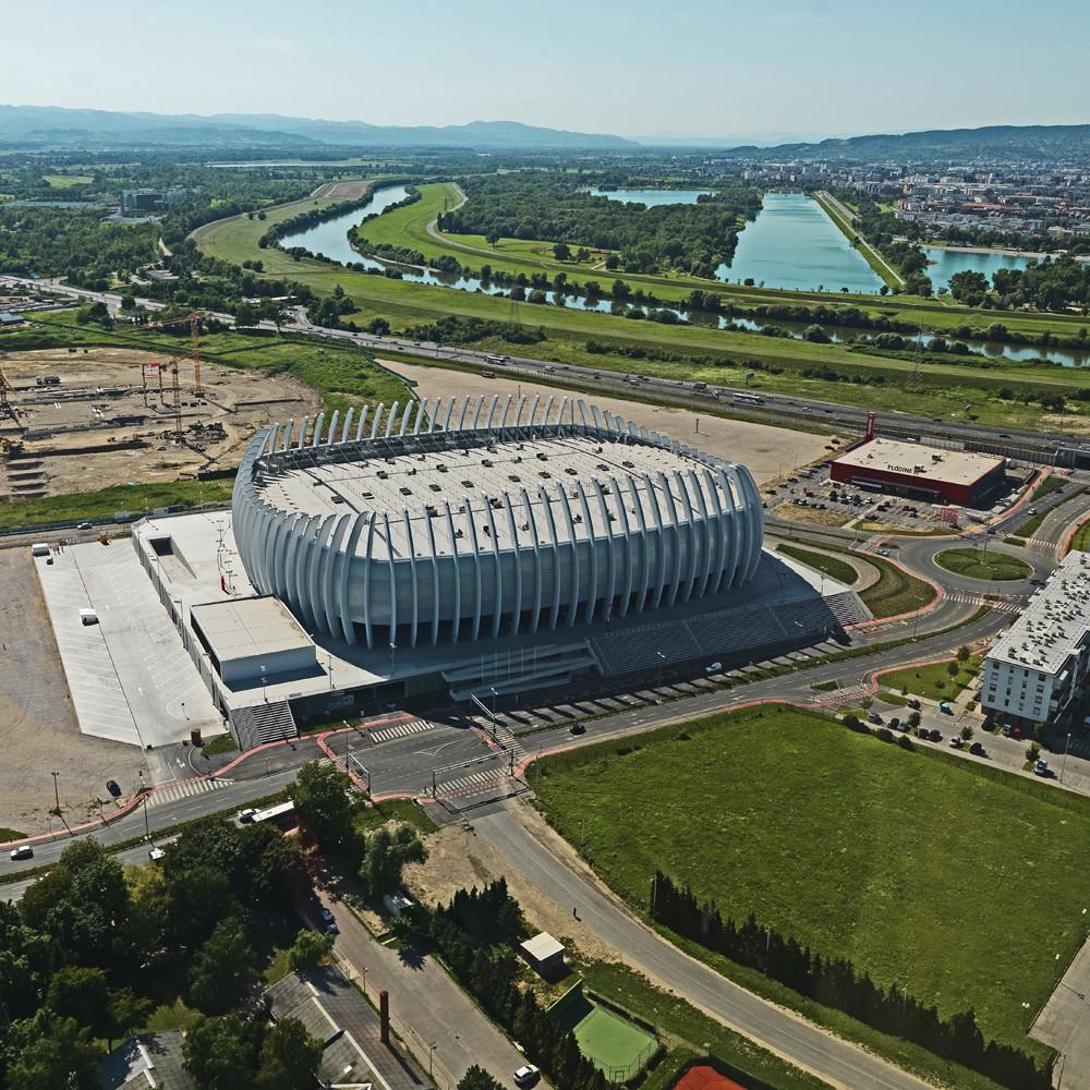 Gallery Of Arena Zagreb Upi 2m 27