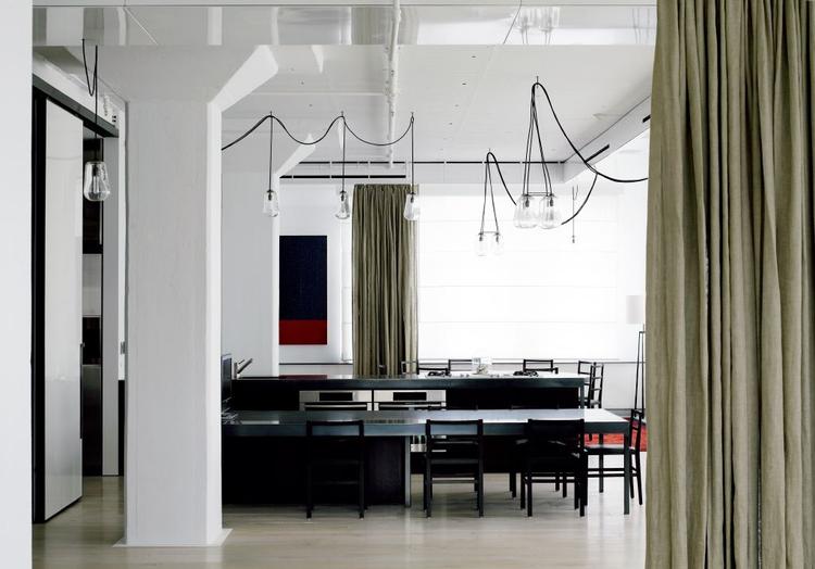 Tribeca Loft / Fearon Hay Architects, © Richard Powers