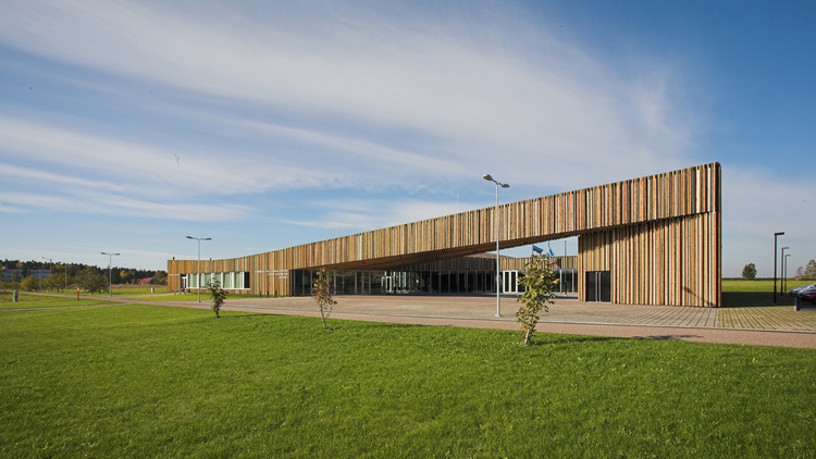 Sõmeru Community Centre / Salto AB, Courtesy of Salto AB