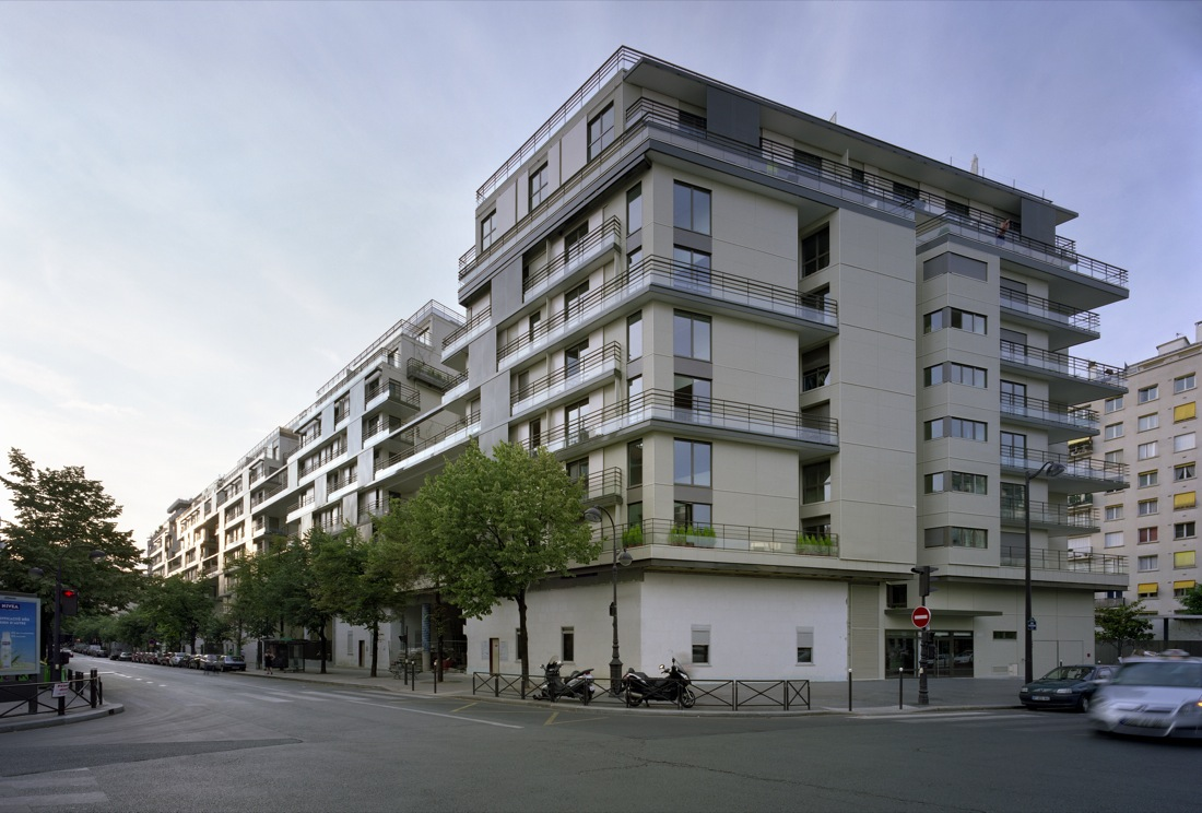 Rue de la Convention Housing / Jean Paul Viguier Architecture, © Yves Marchand & Romain Meffre