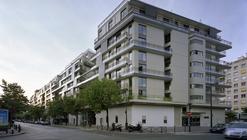 Rue de la Convention Housing / Jean Paul Viguier Architecture