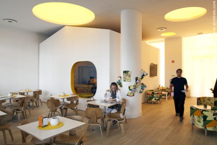 Petit Cabanon Cafe / Ternullomelo Arquitectos, © Leonardo Finotti