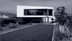 House in the Green Belt of Budapest / HMS-plan