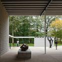 Rietveld Pavilion at the Kröller-Müller Sculpture Garden / Gerrit Rietveld