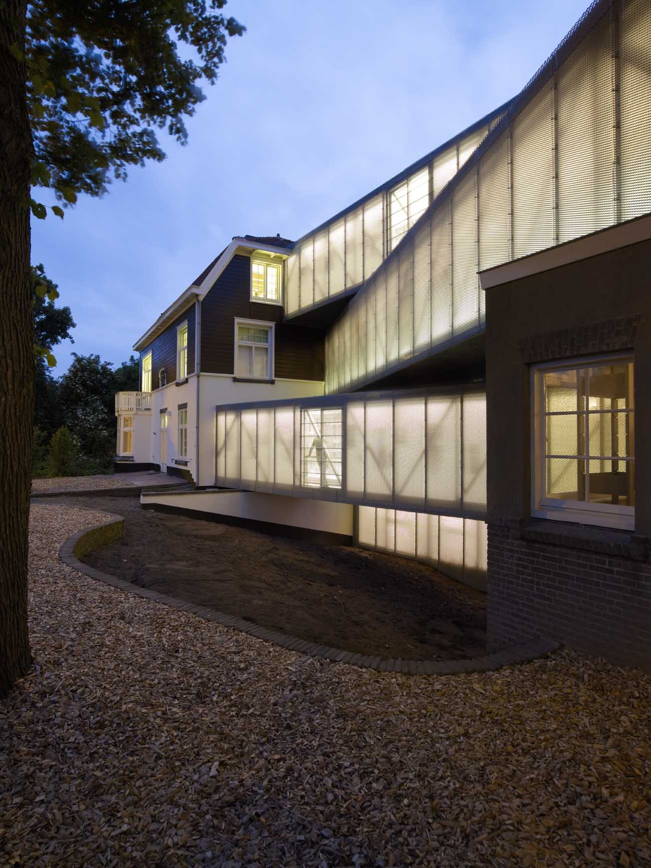 National Glass Museum / bureau SLA, Courtesy of  bureau sla