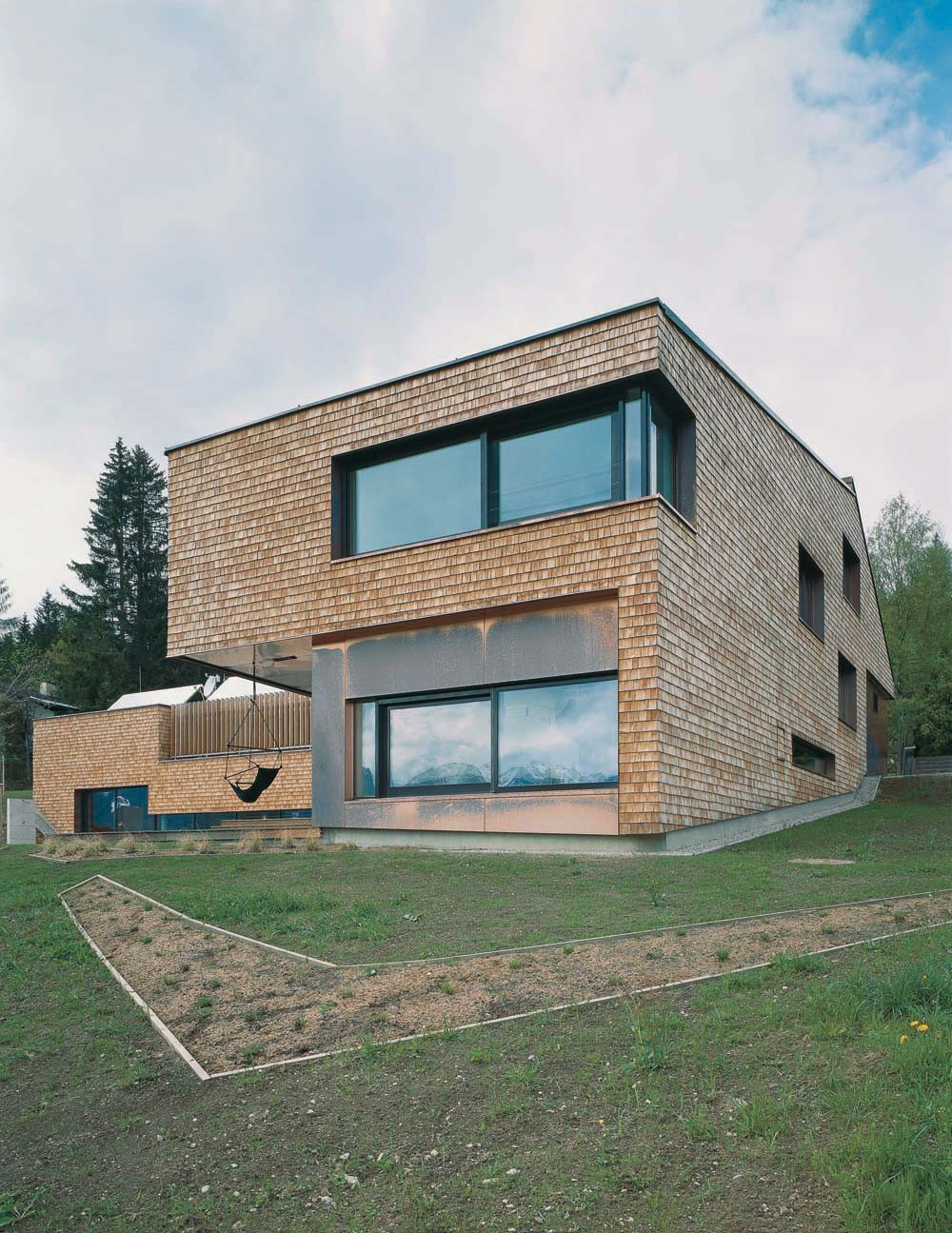 SB House / LP architektur, © Angelo Kaunat