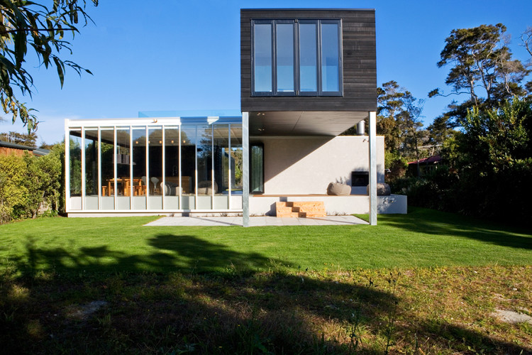 Rutherford House / Tim Dorrington Architects, © Emma-Jane Hetherington