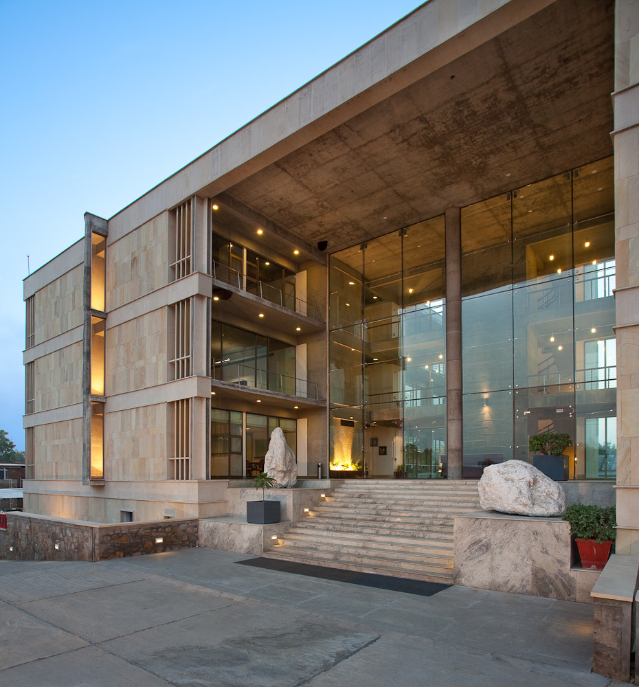 Home Design Ideas Construction: Gallery Of Wolkem Office Building / Vir.Mueller Architects