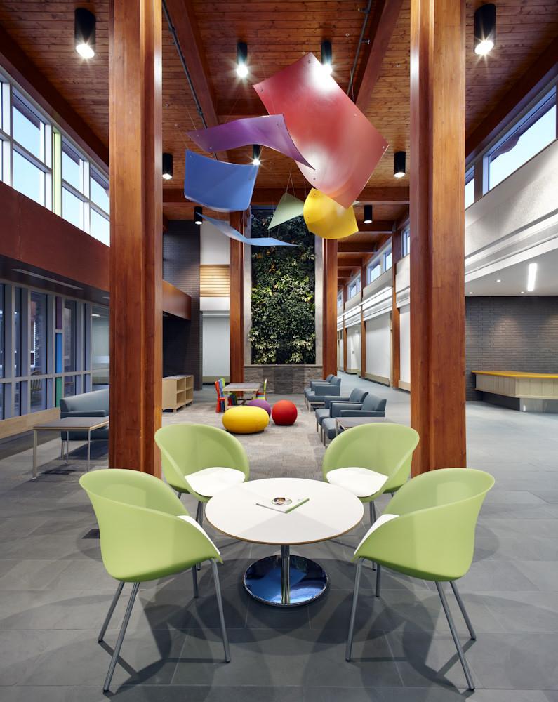 One Kids Place / Mitchell Architects, © Richard Johnson