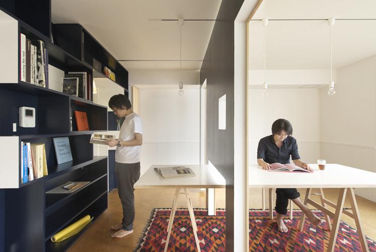 Switch / Yuko Shibata Office, © Ryohei Hamda