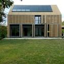 Passive house karawitz architecture archdaily - Casa passiva prefabbricata ...