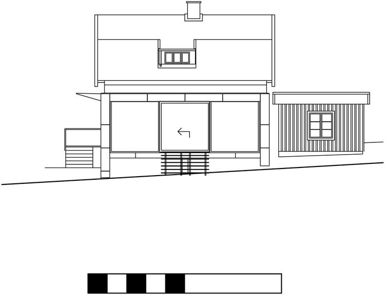 aluminum house    unit arkitektur ab