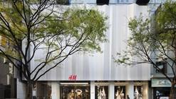 H&M Seoul Store / Universal Design Studio