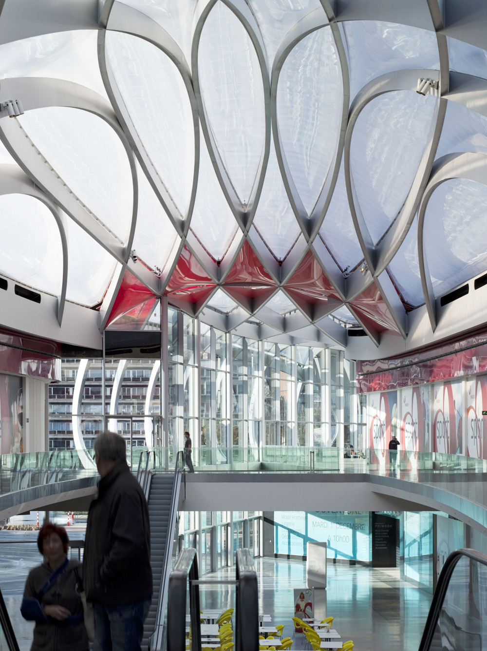 Gallery Of Mediacite Ron Arad Architects 14