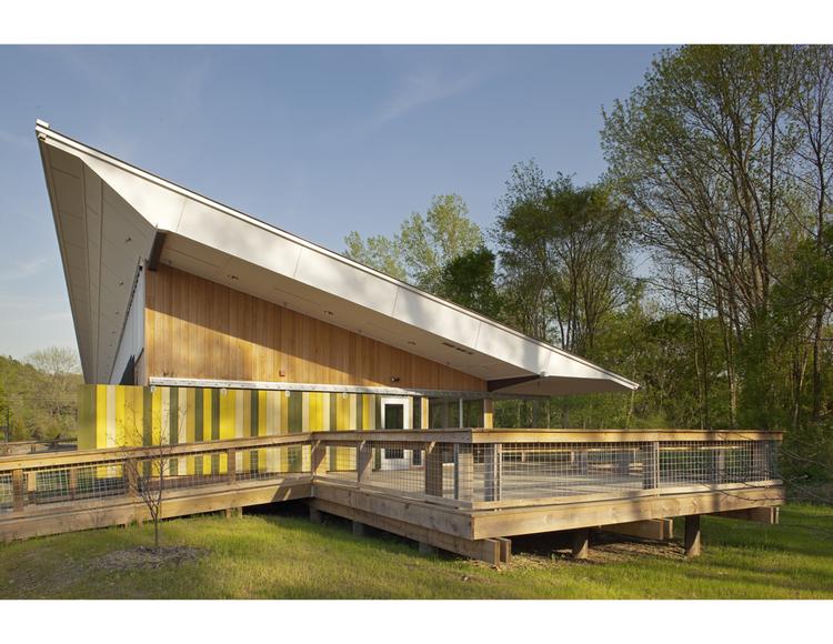 Walnut Creek Wetland Center / Frank Harmon Architect, © Courtesy of Frank Harmon Architect
