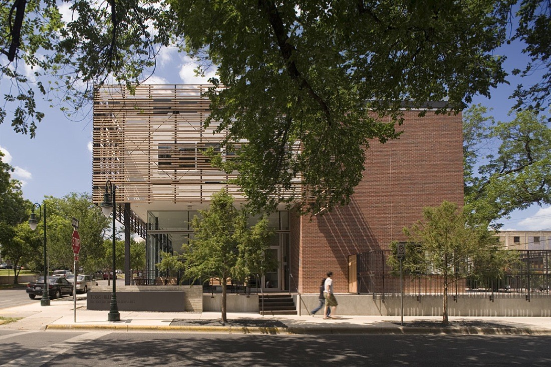 Texas Hillel: The Topfer Center for Jewish Life / Alter Studio, © Paul Bardagjy Photography