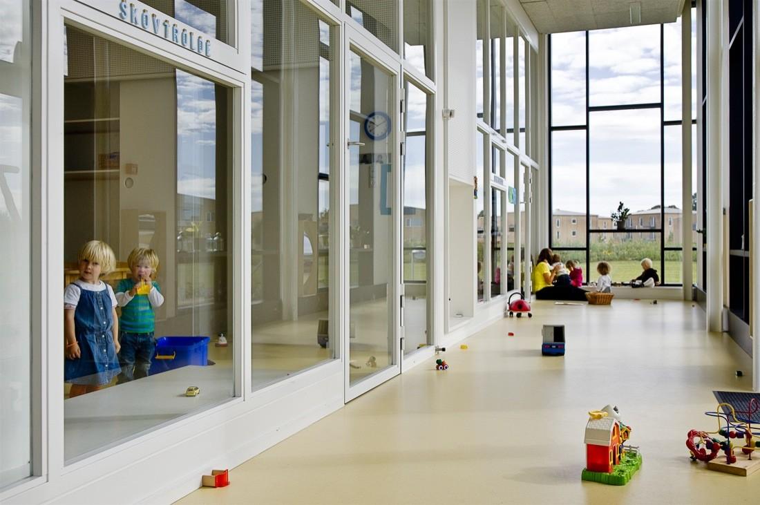 Gallery of Bernts Have Daycare Center / Henning Larsen
