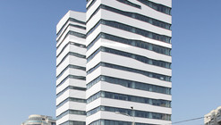 Olympia Tower / PZP Arhitectura