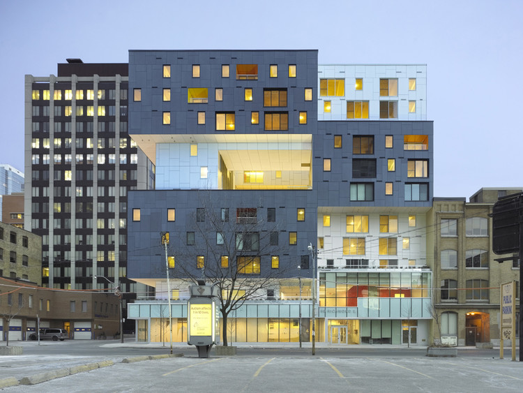 60 Richmond Housing Cooperative / Teeple Architects | ArchDaily