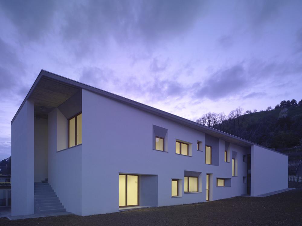 San Piero a Sieve School / Fabio Capanni Workshop, © Christian Richters;  © Fabio Capanni