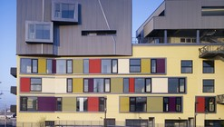 Fuller Lofts / Brooks + Scarpa Architects