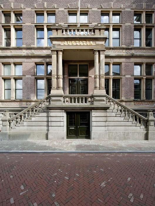 Rechtbank Law Courts in Haarlem / Bakers Architecten, © Maarten Noordijk