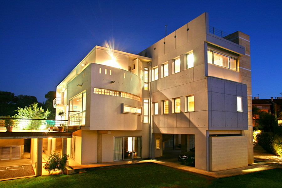 Gallery of Residence in Nicosia Polytia