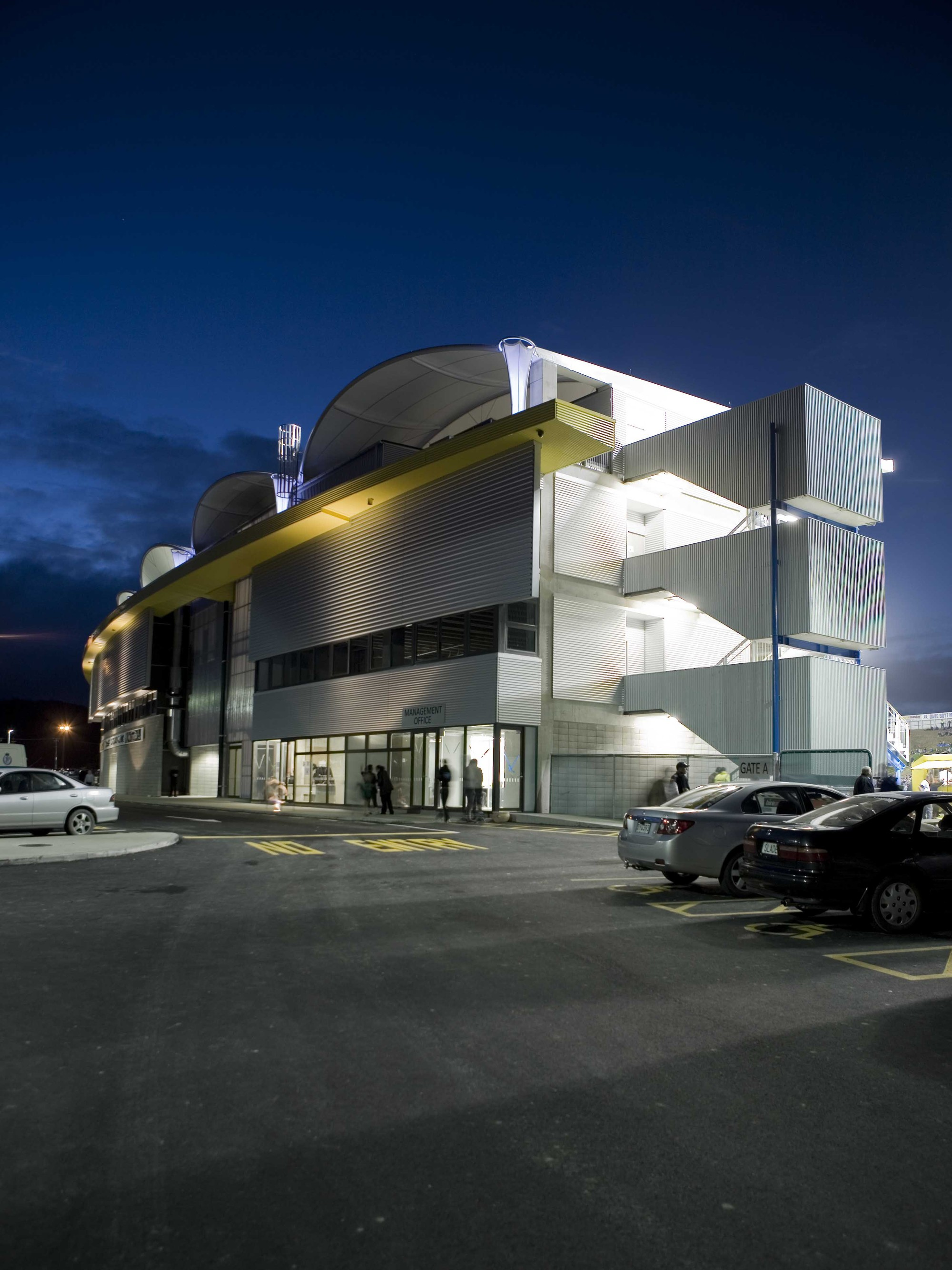 Northland Events Centre / Copeland Associates Architects, © Unknown photographer