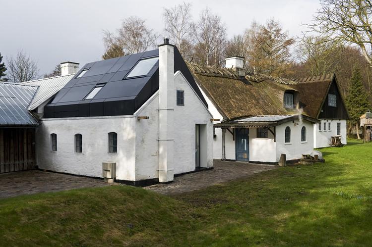 Small Studio / Svendborg Architects, © Ole Hein