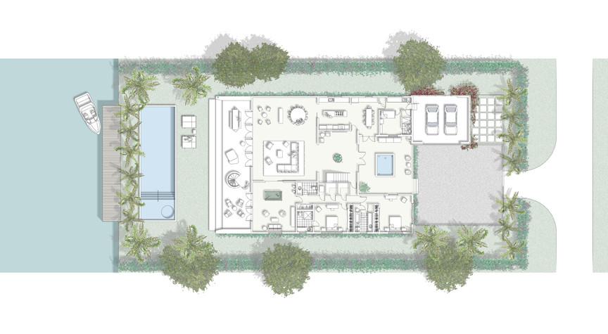 Gallery Of Villa Allegra Oppenheim Architecture Design