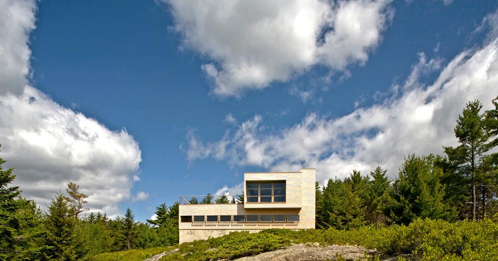 House On Punkinville Road / Norelius Studio, © Sandy Agrafiotis