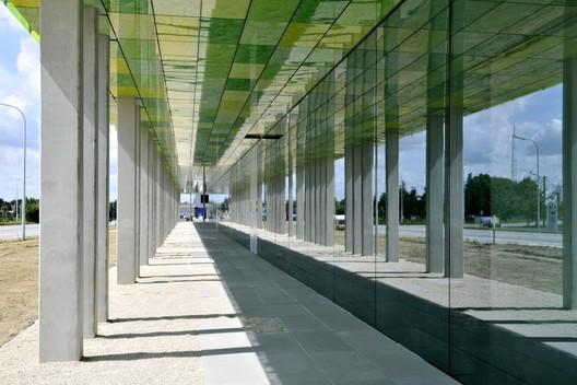 Courtesy of Crepain Binst Architecture