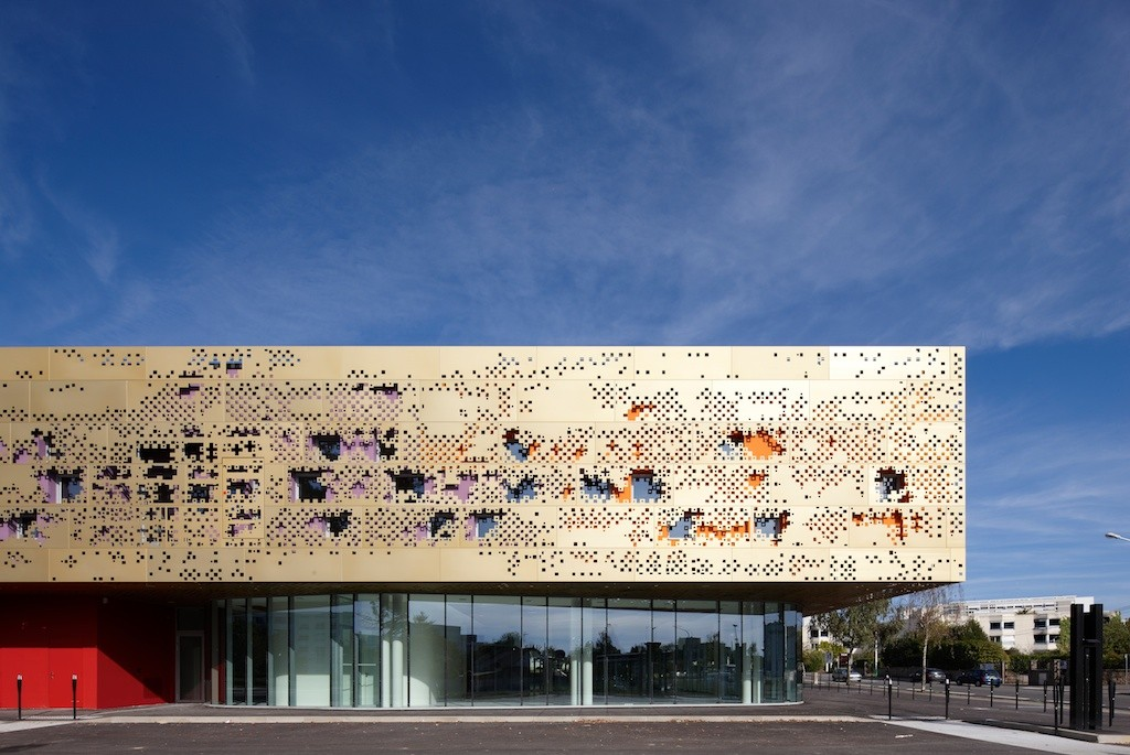 School Of Arts Tetrarc Architects Archdaily