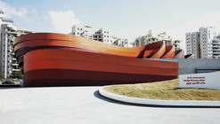 Museo de Diseño Holon / Ron Arad Architects